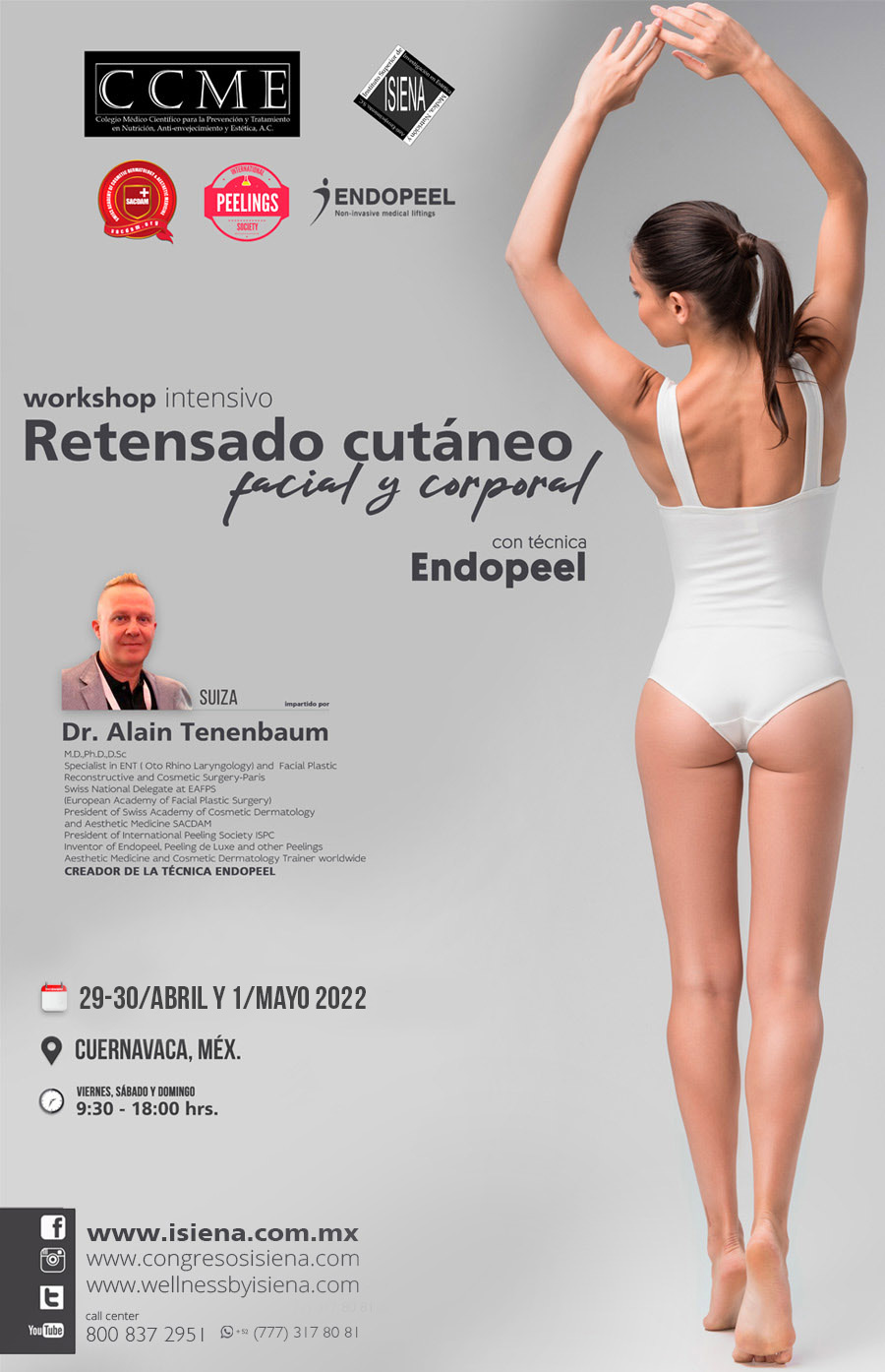 Curso de Endopeel Mexico