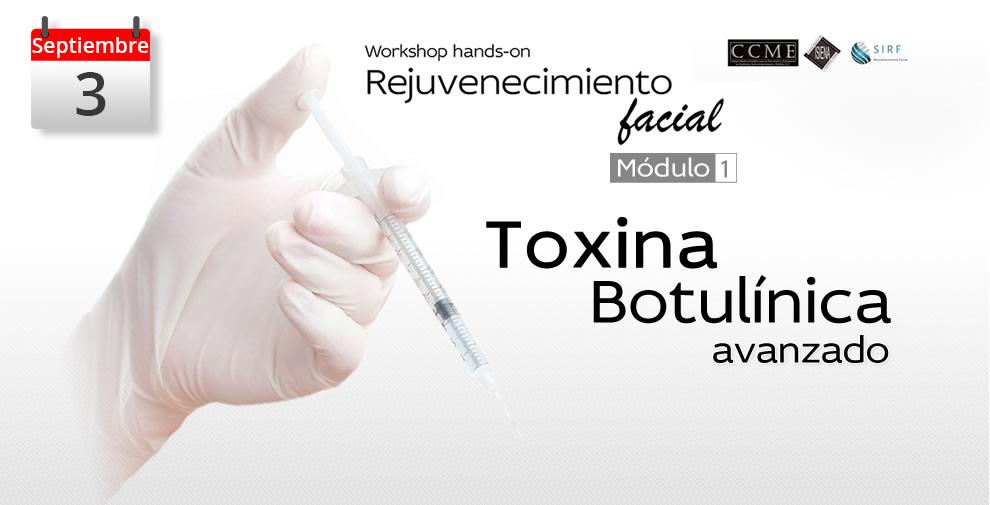 Toxina Botulínica Avanzado